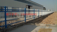 银川锌钢护栏