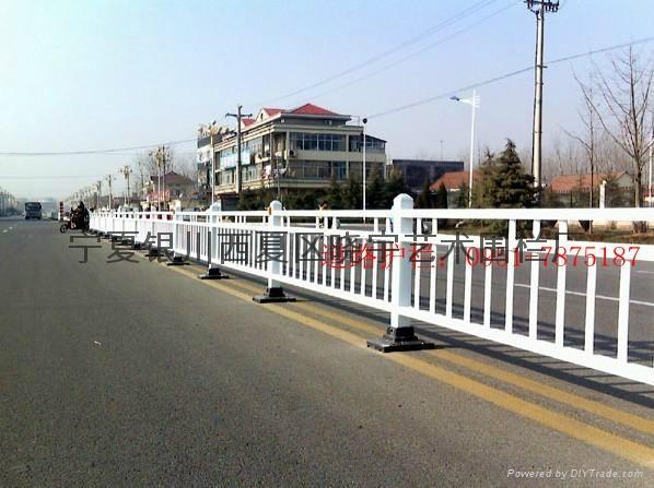 宁夏锌钢围栏 5