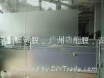 广州淋浴房透明安全防爆膜