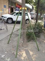 新型樹木支撐架