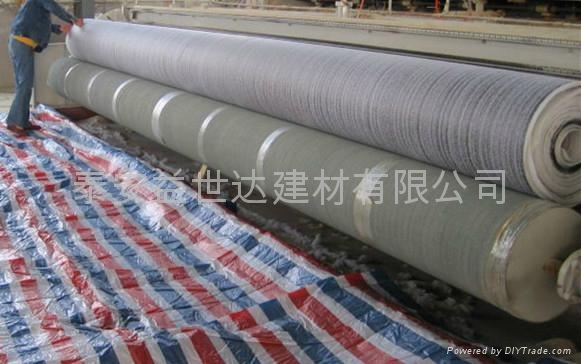 Geosynthetic clay liner 2