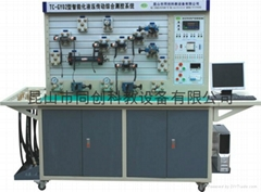 TC-GY02型计算机控制智能化液压传动综合测试系统