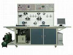 TC-JDYQ型機電液氣組合式綜合實驗設備