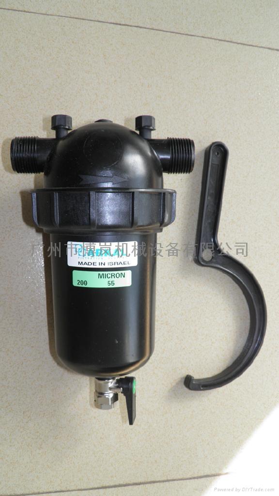 自來水紅線虫過濾器、自來水管道鐵鏽紅虫過濾器 1