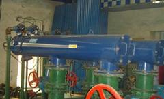 高壓除磷循環水保護噴嘴水處理過濾系統