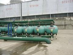 冷凍循環水旁濾器、除濁過濾器