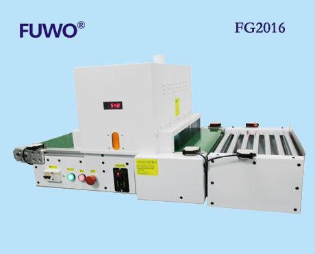 邦沃科技 桌面型UVLED隧道炉 FG2016 1