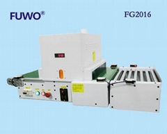 邦沃科技 桌面型UVLED隧道爐 FG2016