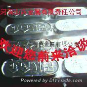耐磨耐腐蚀优质巴氏合金