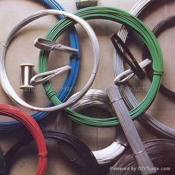 PVC coated wire 3