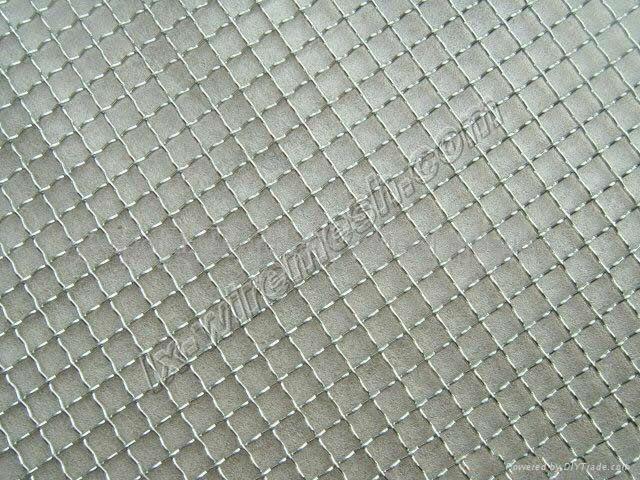 crimped wire mesh  1