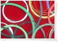 plastic coated iron wire  2