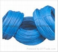 plastic coated iron wire  3
