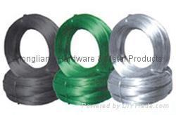 plastic coated iron wire  4