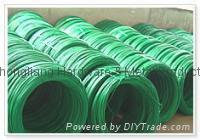 plastic coated iron wire  5