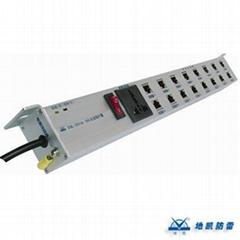 网络交换机电源、信号二合一电涌保护器