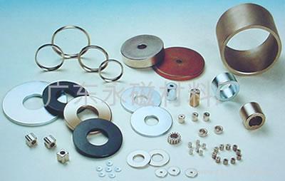玩具磁鐵/皮具磁鐵/皮袋手飾磁鐵鍍鋅鍍鎳磁鐵 2