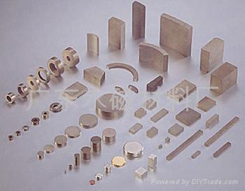 強力磁鐵|橡膠磁鐵|永磁鐵氧體 2