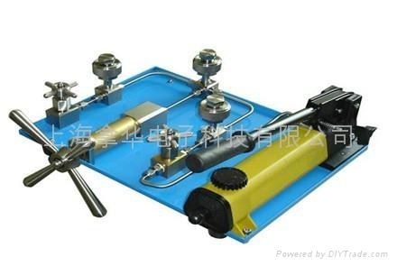手动压力泵 1
