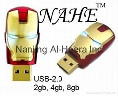 Iron Man USB Flash Drive