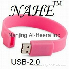 8GB Bracelet USB Flash Drive