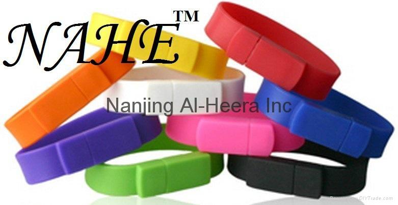 8GB Bracelet USB Flash Drive 3