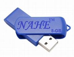 8GB Twister USB Flash Drive