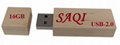 16gb Wooden USB Flash Drive 3