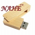 16gb Wooden USB Flash Drive 8