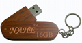 16gb Wooden USB Flash Drive 9