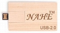 16gb Wooden USB Flash Drive 10