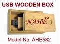 16gb Wooden USB Flash Drive 11