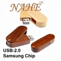 16gb Wooden USB Flash Drive 13