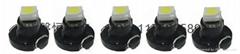汽車儀表台改裝LED儀表燈T3/T4.2/T4.7高流明燈泡 空調燈 時鐘燈