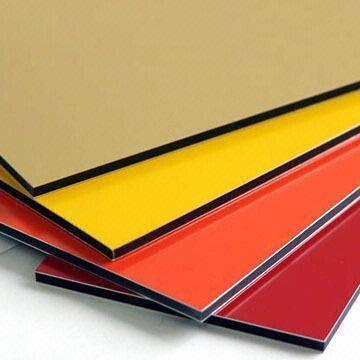 Aluminum composite panel(ACP) 5