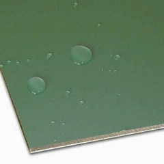 Brush faced Aluminum Composite Panel