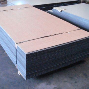 Aluminum composite panel packing  1