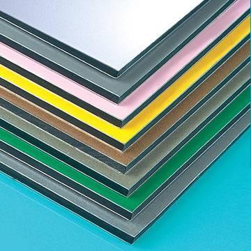 PE Aluminum composite panel  1