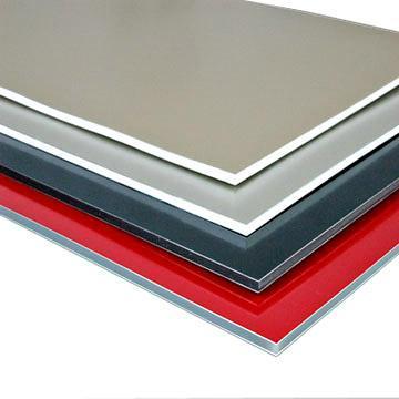 Fireproof aluminum composite panel 1