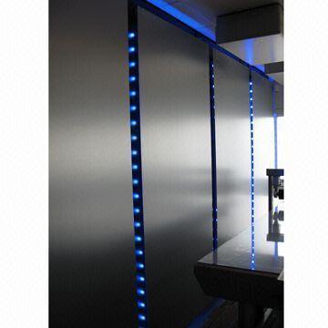 Black mirror Aluminum Composite Panel 3