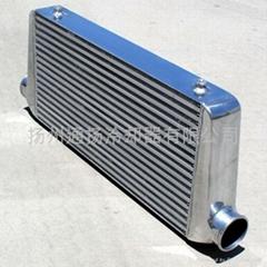 aluminum and Alloy Intercooler