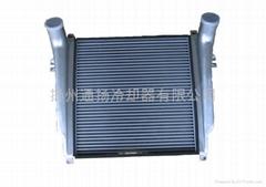 Sell - aluminum Intercooler and related kits ,aluminum air to air intercooler