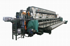 compress felt weaving machine