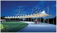 網球場,高爾夫球場膜結構工程