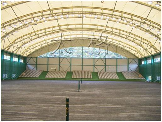 網球場,高爾夫球場膜結構工程 3