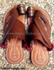 Saudi Sandals , madas sharqi , handmade leather sandals
