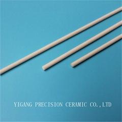 螺杆螺纹氧化铝陶瓷氧化铝绝缘棒