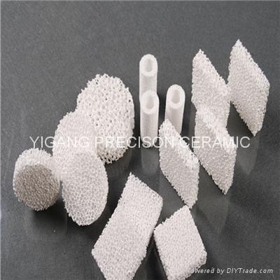 泡沫过滤陶瓷 1