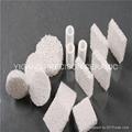 Filter foam ceramics