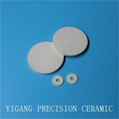 Ceramic discs